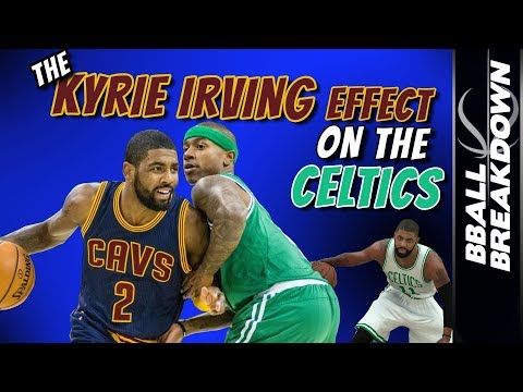 The Kyrie Irving Effect On The Celtics