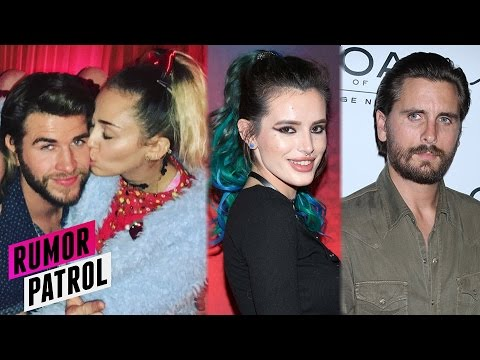Miley Cyrus Pregnant With Liam's Baby? Bella Thorne Dating Scott Disick For FAME? (RUMOR PATROL)