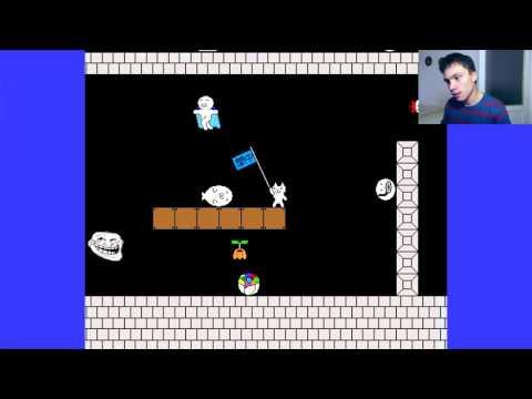 Cat Mario 4 | Убийственный конец