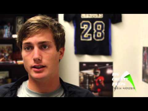 Cade Weldon, Jefferson 2017 QB   Spring Update