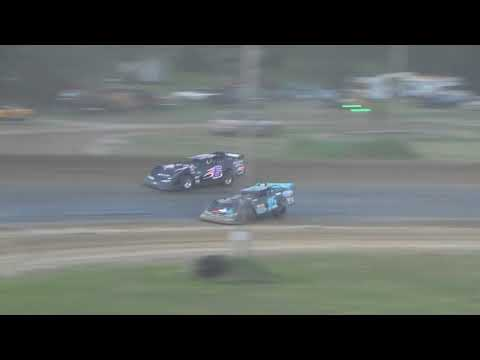 Late Model B-Feature at Crystal Motor Speedway on 07-07-2018!