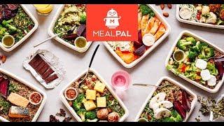 MealPal x Foodievstheworld