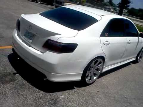 Toyota Camry Lowering Kit Youtube