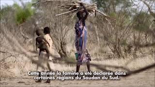 Ouganda - réfugiés de la famine