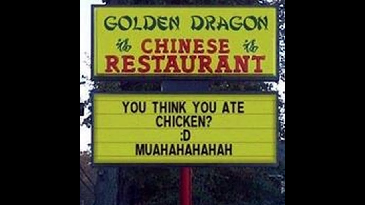 Funny Name Fails: World's Funniest Restaurant And Food Name Fails (Eat It