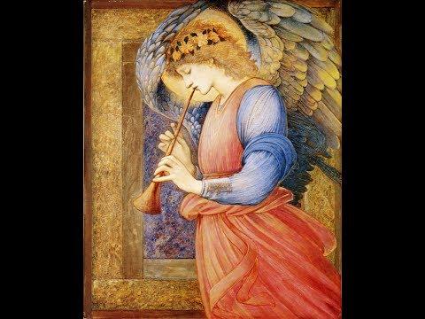 Sir Edward Coley Burne Jones (1833–1898) ✽ David Garrett / Albinoni - Adagio
