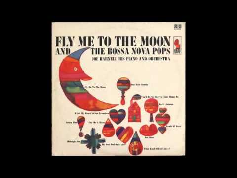 Joe Harnell His Piano And Orchestra ‎– Fly Me To The Moon - 1963