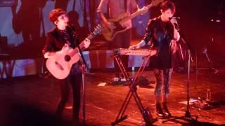 Tegan and Sara - I Was a Fool [Paris, France - June 25, 2013]