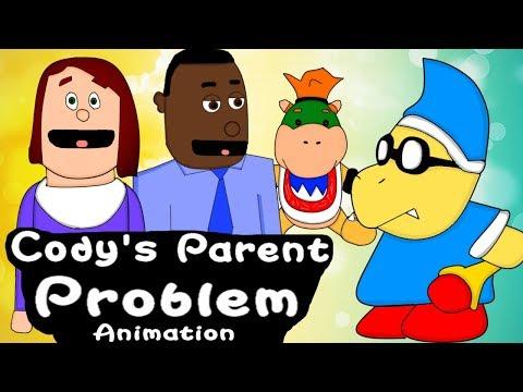 SML Movie: Cody's Parent Problem! Animation