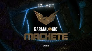 MACHETE Electronic — ACT (Official audio, 2020)