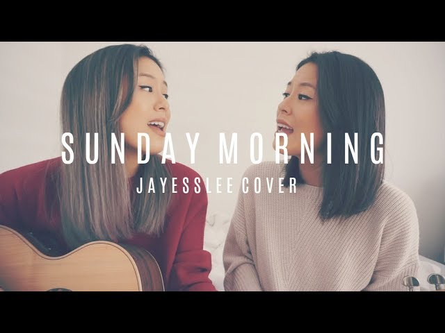 Sunday Morning Maroon 5 Jayesslee Cover Available On Spotify And
