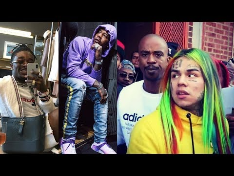 Goons Ban Moneybagg From His Own City He Responds! Uzi Responds To Sus Thug Pic! 6ix9ine Sad af