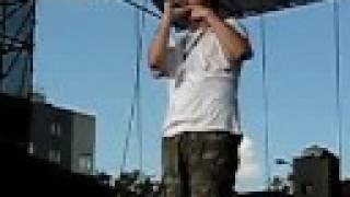Aesop Rock Big Bang Live @ McCarren Park Pool  8/17/08