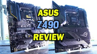 ASUS Z490 TUF Gaming and ROG Maximus Formula XII FULL Review - Are ASUS Back on Top?