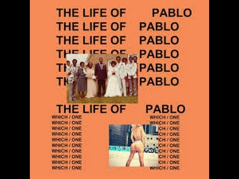*NEW 2016* Kanye West - Two Picasso Interlude (Feat. G-eazy & Gucci Mane)