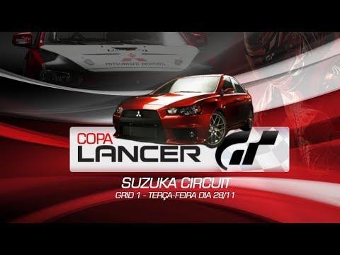 COPA LANCER GT - SUZUKA CIRCUIT - 1ª TEMP. ETAPA 1 - GT SPORT 🌎 WorldBR E-Sports 🌐