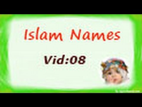 Lucky Muslim Baby Boy Names with Meanings - 08