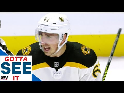 GOTTA SEE IT: Brad Marchand mocks Colton Sissons After Phantom High Stick Penalty