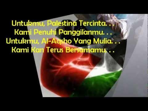 Shoutul Harokah - Palestina Tercinta (Lirik)