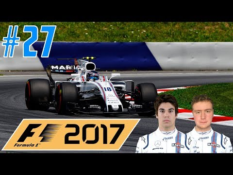 F1 2017 Career Mode Part 27: Britain, Hungary, Belgium & Italy (SEASON 2 ROUNDS 10 - 13)