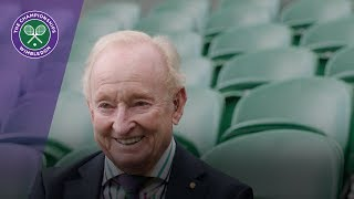 Rod Laver and Billie Jean King look back on their Wimbledon memories | Wimbledon 2018