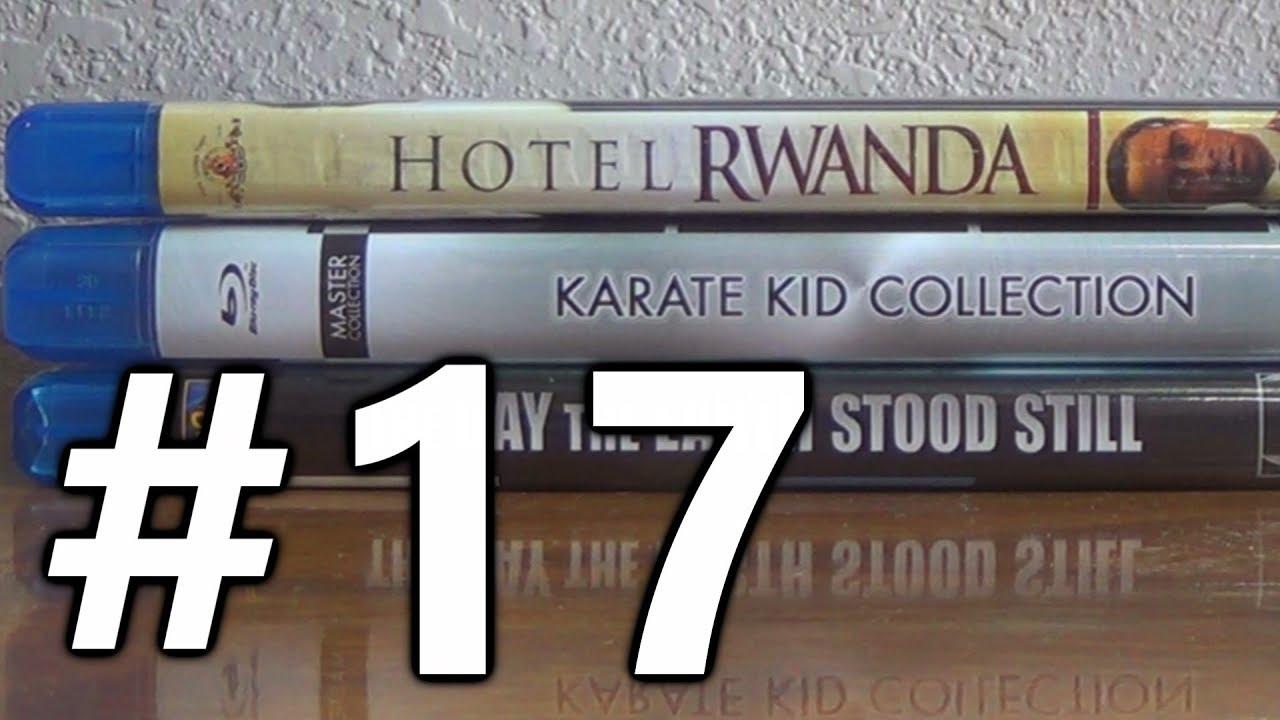 Download Monday Movie Pick-Up #17 - NEW BLU-RAYS (Day the Earth Stood Still, Karate Kid, Hotel Rwanda)