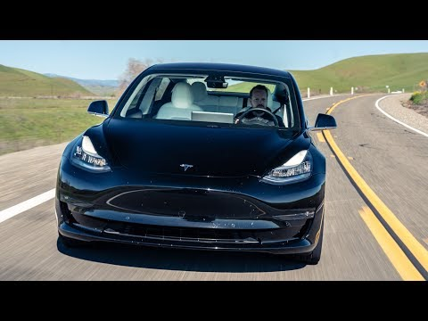 TESLA Model Y Reveal, Model 3 Road Trip And Factory Tour | Top Gear
