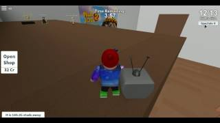 I Can Glue People! | Roblox Hide and Seek Extreme | Video Day Episode #1