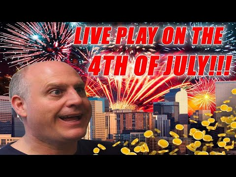 Happy 4th of July! 🇺🇸 BIGGEST INDEPENDENCE DAY SLOT WIN$ on YouTube! 💥 - 동영상
