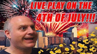 Happy 4th of July! 🇺🇸 BIGGEST INDEPENDENCE DAY SLOT WIN$ on YouTube! 💥