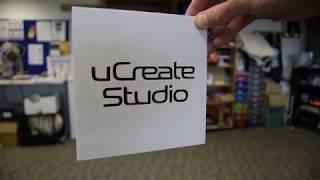 University of Edinburgh uCreate studio - Carvey