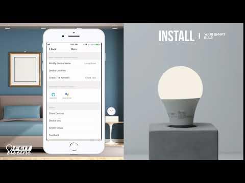 Smart WiFi Bulbs - General - Feit Electric