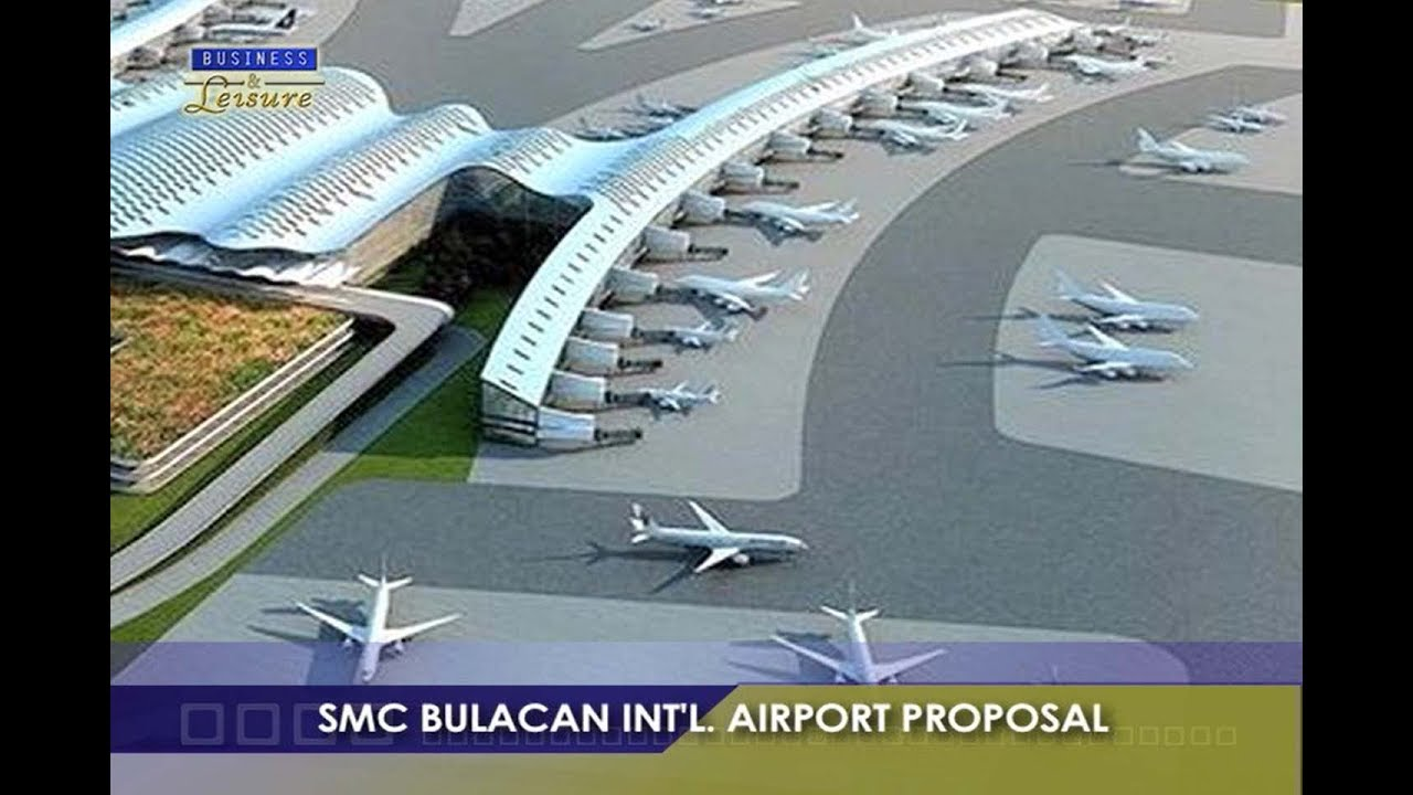 SMC Bulacan Int'l Airport Proposal Bizwatch