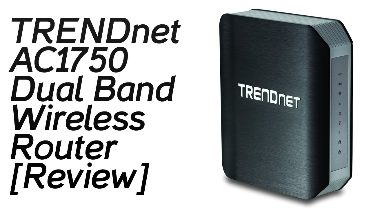 Driver for TRENDnet TEW-812DRU Wireless Router