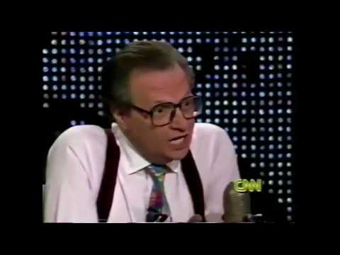 Tara Reade's Mother Interview Clip on Larry King (1993)