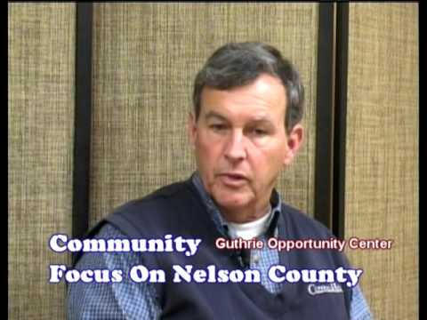Community Focus on the Guthrie Opportunity Center 1 2016