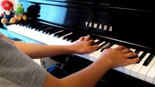 楽譜は、月刊ピアノの2015年6月号に掲載されているものを使用しました。...
