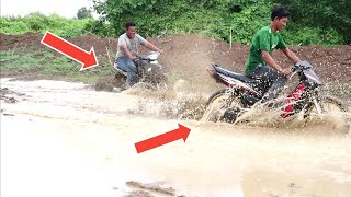 Racing Motorcycle With Off Roads / Lii Xii CC