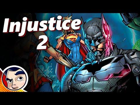 Injustice 2 - Full Story