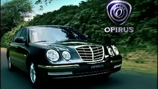 Kia Opirus (Amanti) 2003 Promo (korea)