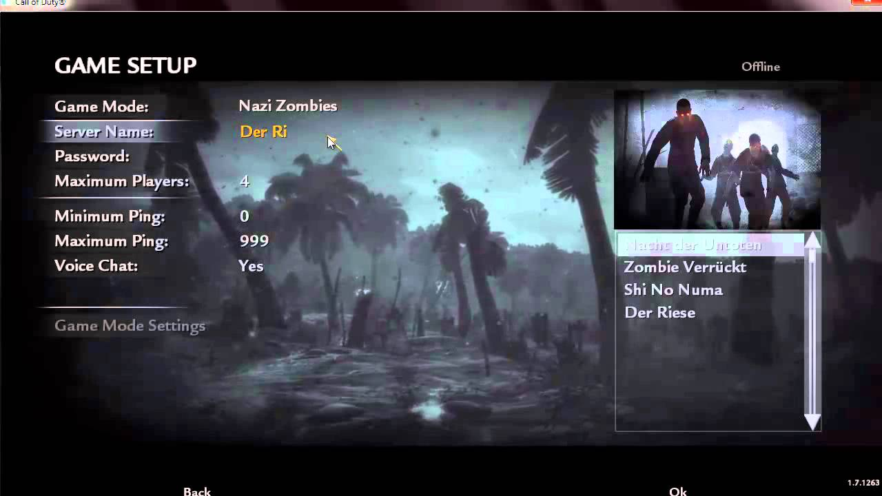 How to play world at war nazi zombies cracked online v17 youtube gumiabroncs Images
