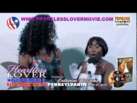LSV First lady @ Hearless Lover Movie PA Premiere