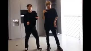 taeten dancing to regular