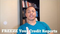 How to Freeze Your Credit Reports and WHY You Should Do It | Section 609 Credit Repair Secret
