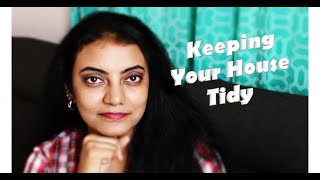 10 Habits For Keeping Your House Tidy | Tips For A Clean Home
