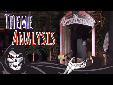 Spirit Halloween 2017 Theme Analysis - YouTube