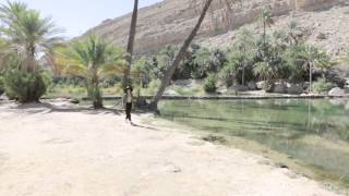 Discover a Hidden Oasis in the Arabian Desert- A Broad Abroad on Yahoo Travel