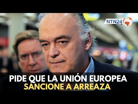 Piden que a canciller de Maduro se le prohíba el ingreso a la UE y se le confisquen sus bienes