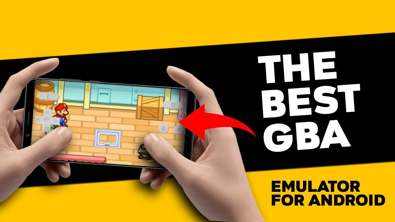 My Boy GBA Emulator for Android ( Full Paid ) with Pokemon Games
