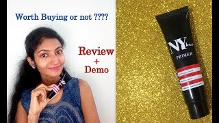 NY Bae Primer || Review + Demo || Its makeover tym